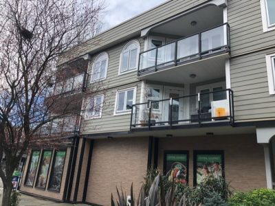 Vancouver, BC – Two bedroom accessible unit in newer Co-op close to Kitsilano Beach