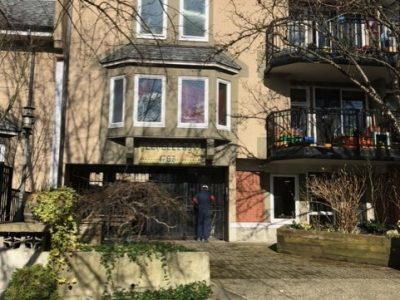 Vancouver, BC – One bedroom accessible unit in well maintained Co-op