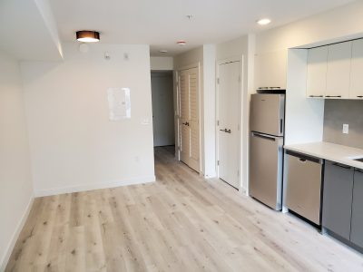 Vancouver, BC – Brand new accessible bachelor unit